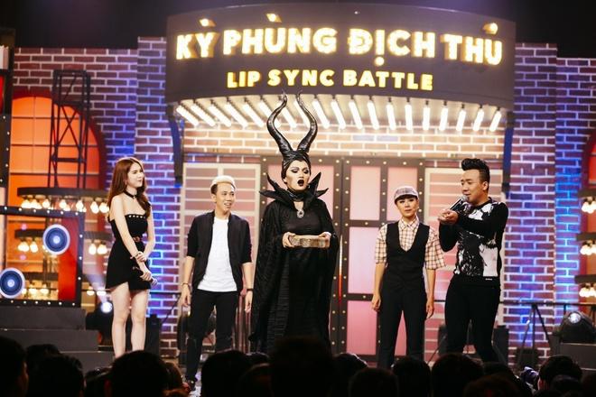 Tran Thanh bi Nam Thu, Anh Duc danh trong game show hinh anh 9