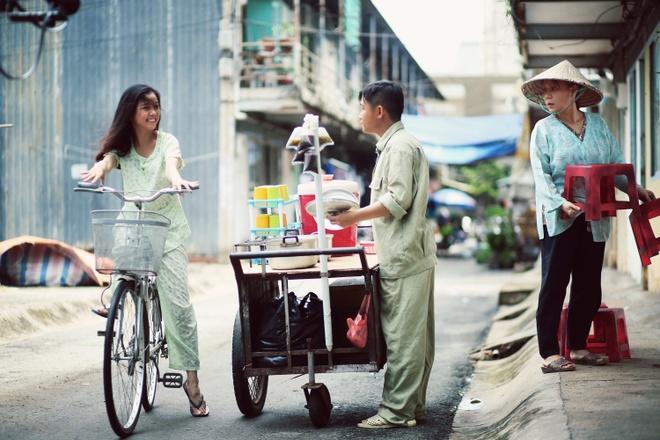 Viet Huong gay xuc dong voi phim ngan ve me trong mua Vu lan hinh anh 4