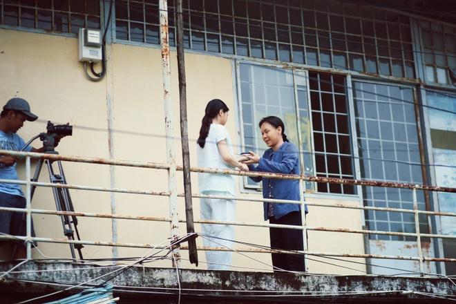 Viet Huong gay xuc dong voi phim ngan ve me trong mua Vu lan hinh anh 6