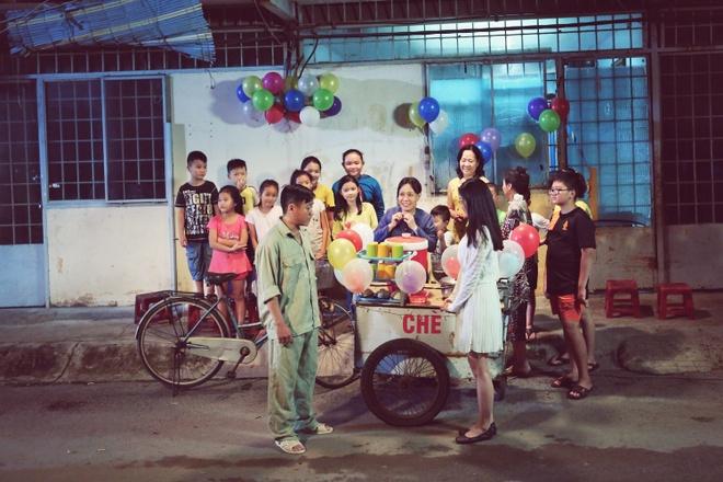 Viet Huong gay xuc dong voi phim ngan ve me trong mua Vu lan hinh anh 7