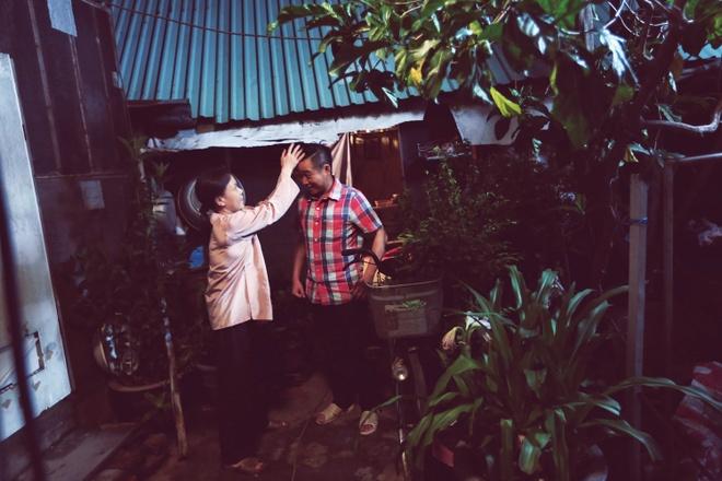 Viet Huong gay xuc dong voi phim ngan ve me trong mua Vu lan hinh anh 5