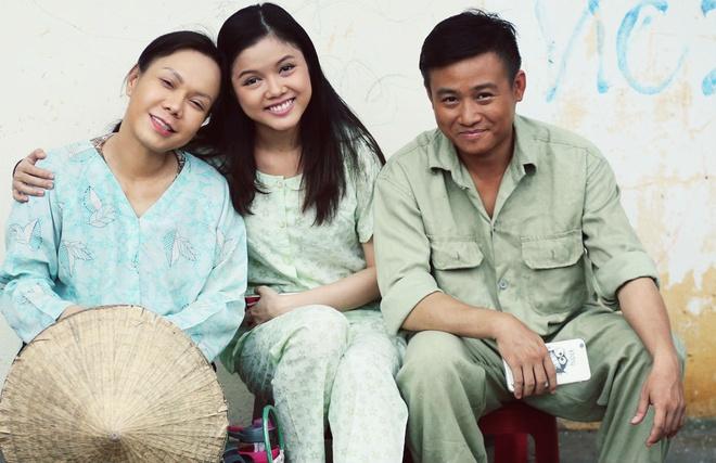 Viet Huong lam phim ngan 'Me' hinh anh