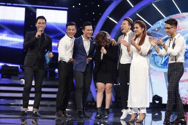 Gala 5 cuoc thi Vietnam Idol anh 3