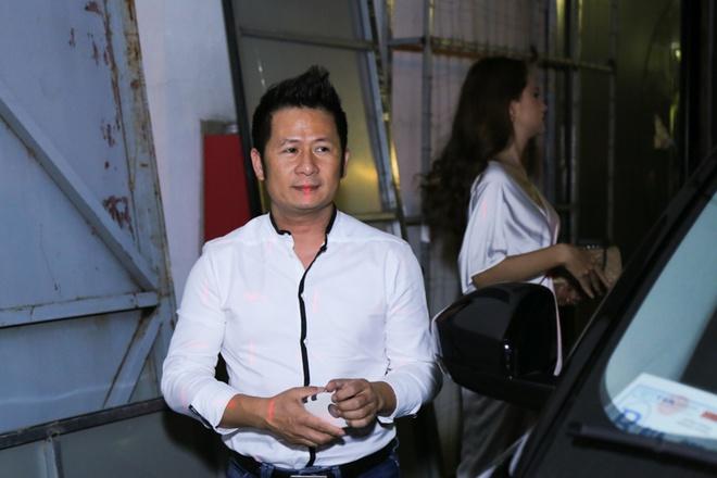 Chong Thu Minh ho tong vo den truong quay hinh anh 6