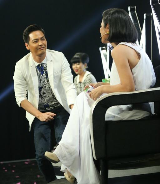 MC Phan Anh boi roi truoc nhan sac Quynh Chi hinh anh 5