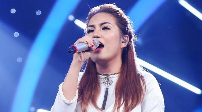 Janice Phuong - Mot minh hinh anh