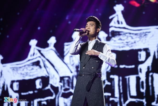 Chung ket cuoc thi X Factor anh 2