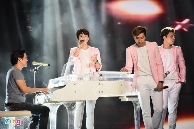 Chung ket cuoc thi X Factor anh 5