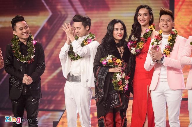 Minh Nhu dang quang X Factor anh 3