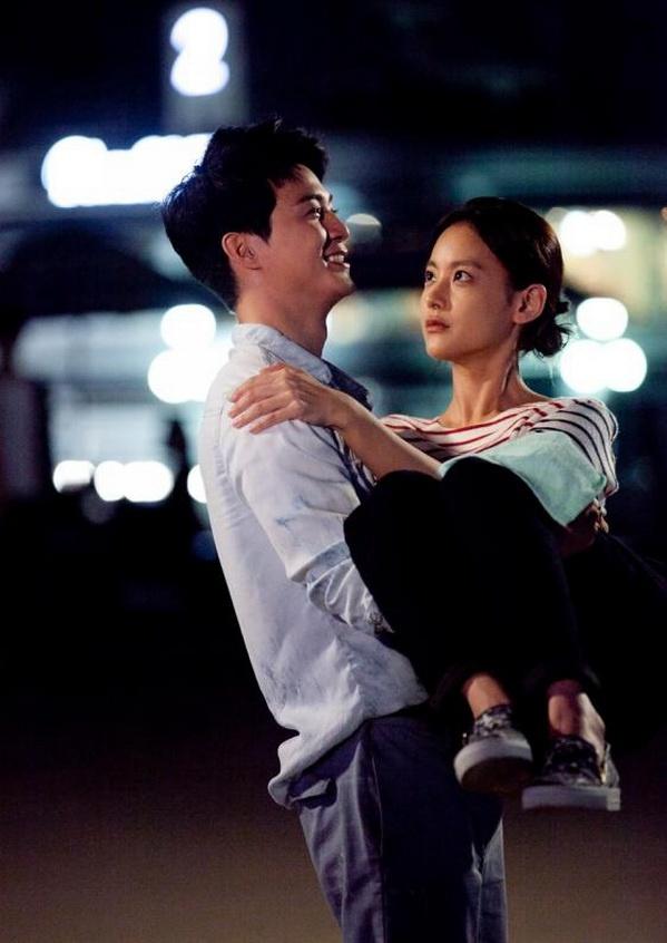 Kim Ji Hoon ket doi nguoi dep Oh Yeon Seo trong phim moi hinh anh 2