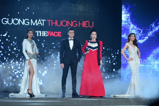 Phi Phuong Anh tro thanh quan quan The Face 2016 hinh anh 11