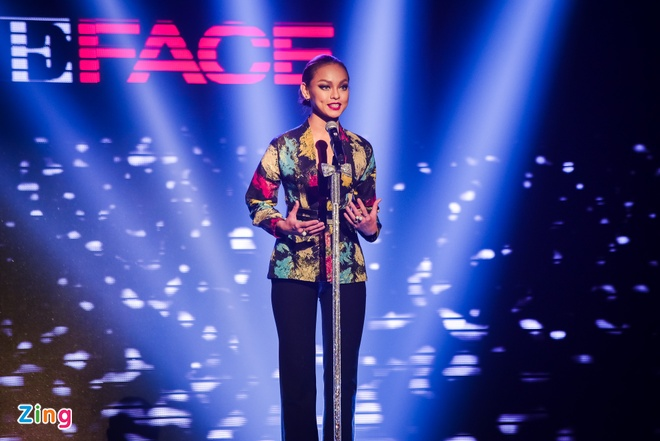 Phi Phuong Anh tro thanh quan quan The Face 2016 hinh anh 19