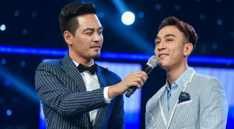 Hot boy Vietnam Idol bi loai khi dang co phong do cao hinh anh