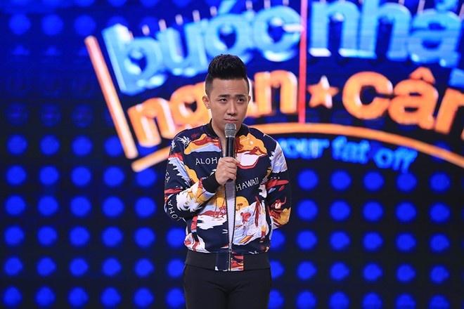 Tran Thanh benh vuc giong noi lo lo cua Hari Won hinh anh 3