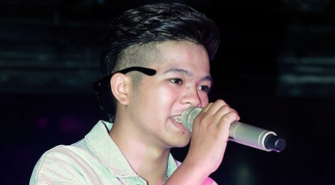Quang Anh The Voice Kids den mung sinh nhat Soobin Hoang Son hinh anh