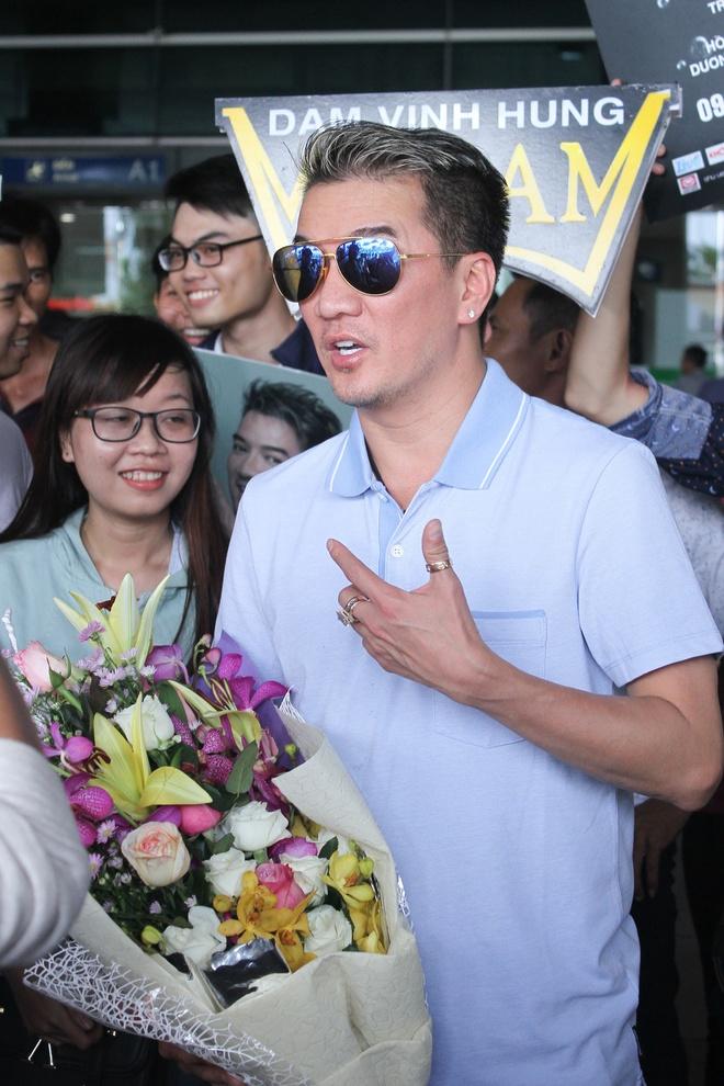 Mr. Dam den tham Minh Thuan ngay khi tu My ve Viet Nam hinh anh 7