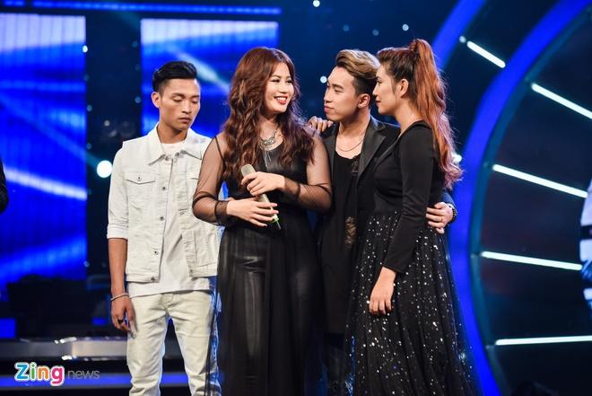 Gala 8 cuoc thi Vietnam Idol anh 2