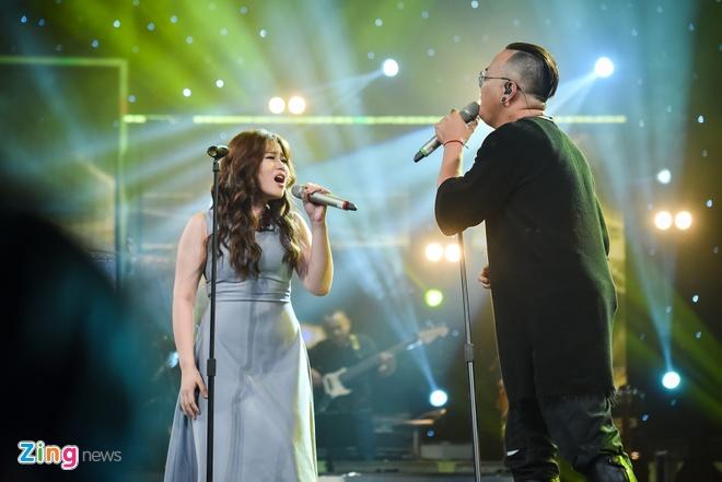 Gala 8 cuoc thi Vietnam Idol anh 1