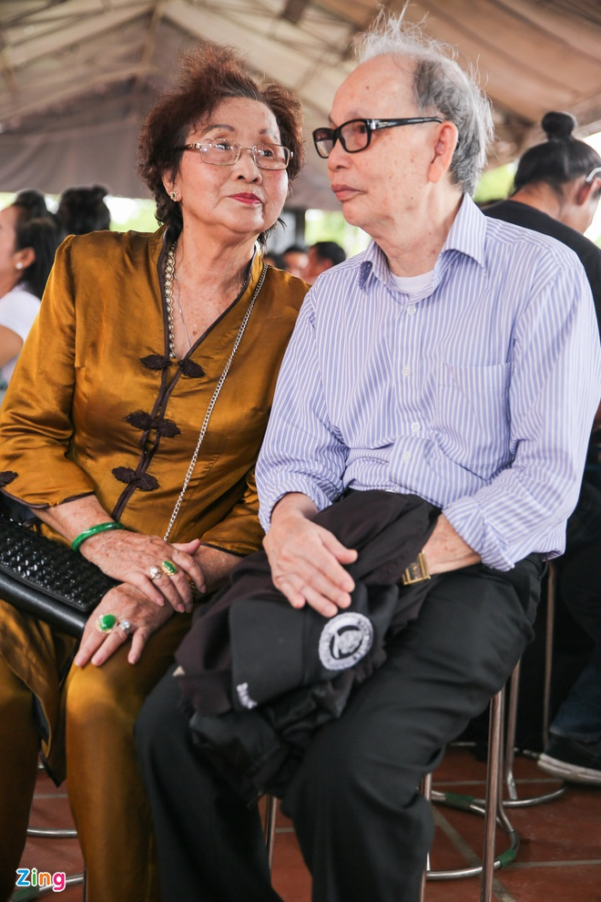 Ba me Hoai Linh ve Viet Nam du le gio To nganh san khau hinh anh 3
