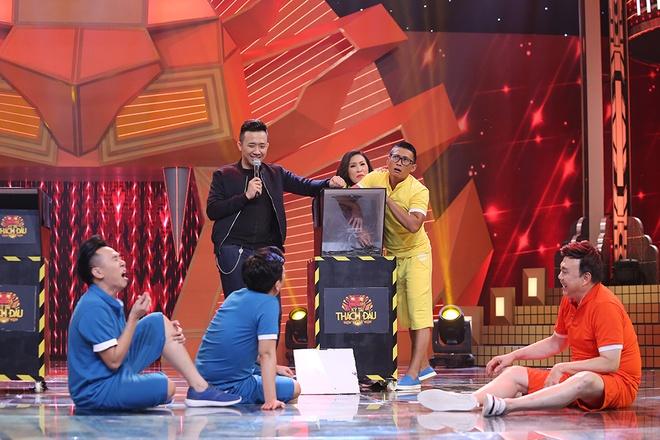 Game show co Tran Thanh, Truong Giang bi che trong tap dau hinh anh 3