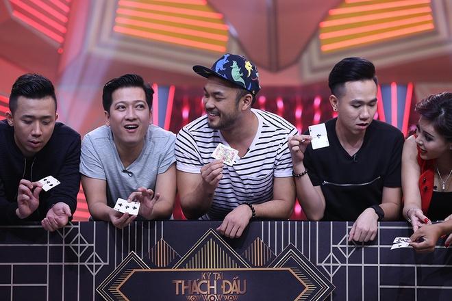 Game show co Tran Thanh, Truong Giang bi che trong tap dau hinh anh 7