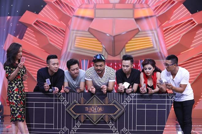Game show co Tran Thanh, Truong Giang bi che trong tap dau hinh anh 6