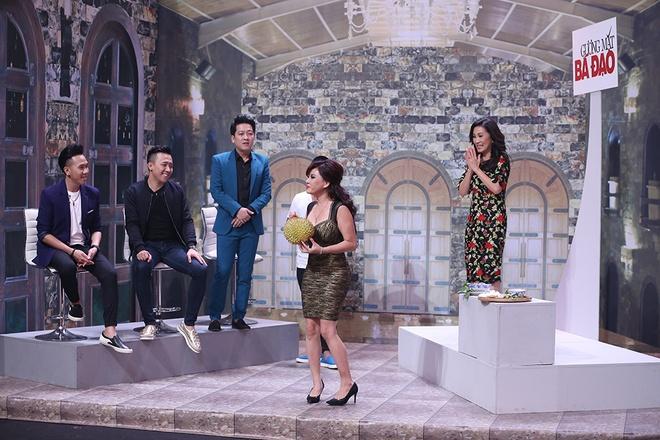 Game show co Tran Thanh, Truong Giang bi che trong tap dau hinh anh 12