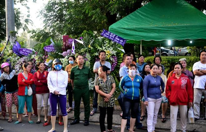 Dam tang NSND Thanh Tong anh 1