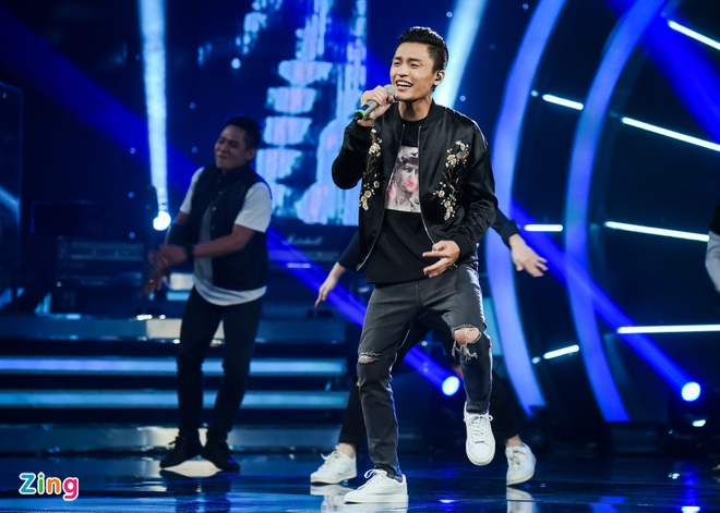 Chung ket Vietnam Idol anh 13