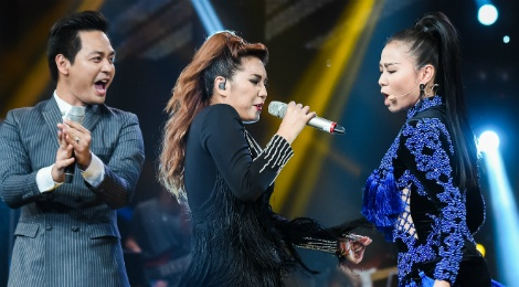 Co gai Philippines duoc du doan thanh quan quan Vietnam Idol hinh anh