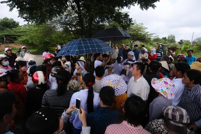Dam tang NSND Thanh Tong anh 6