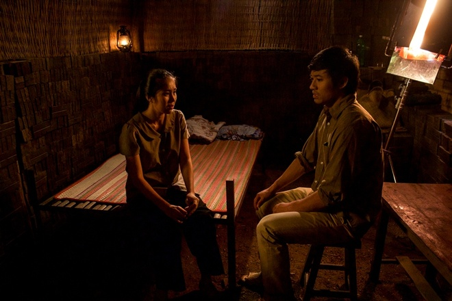 Quy Binh – Le Phuong yeu nhau trong 'Song pho nha ghe' hinh anh 3