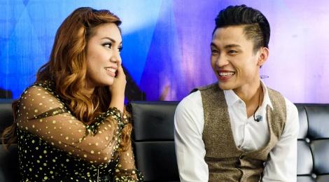 Co gai Philippines dang bi lep ve truoc hot boy Vietnam Idol hinh anh