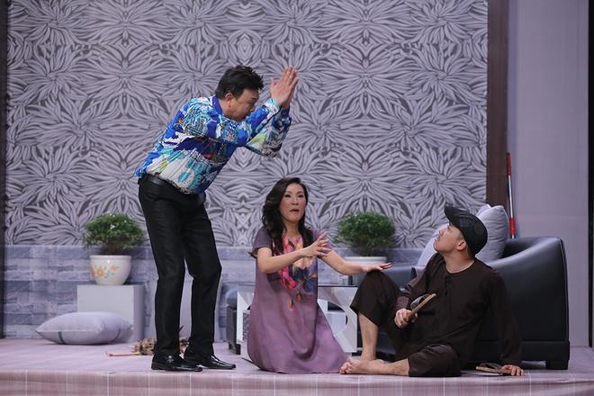 Tran Thanh - Truong Giang luan phien 'dim hang' Chi Tai hinh anh 2