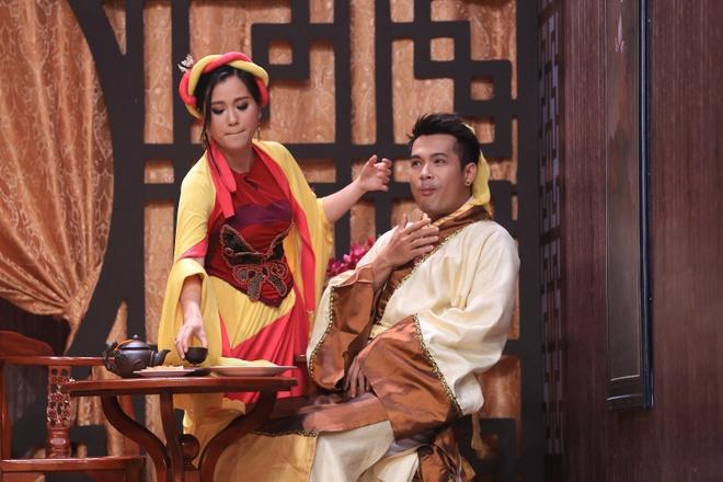 Tran Thanh - Truong Giang luan phien 'dim hang' Chi Tai hinh anh 8