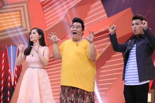 Tran Thanh - Truong Giang luan phien 'dim hang' Chi Tai hinh anh 11