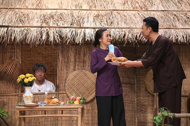 Truong Giang bat khoc trong game show hinh anh 1