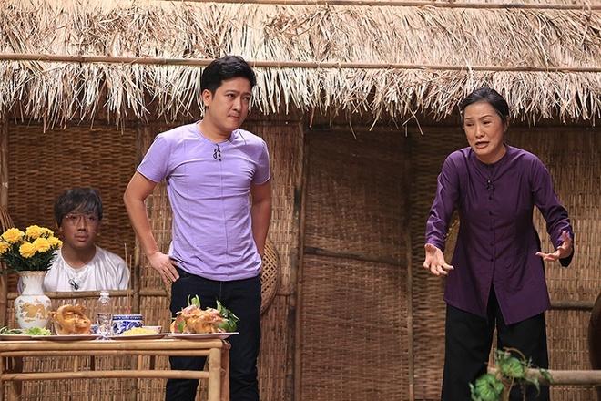 Truong Giang bat khoc trong game show hinh anh 2