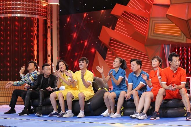 Truong Giang bat khoc trong game show hinh anh 5