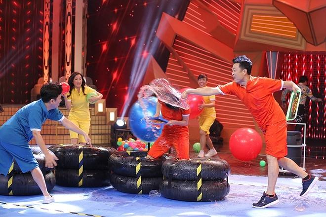 Truong Giang bat khoc trong game show hinh anh 6