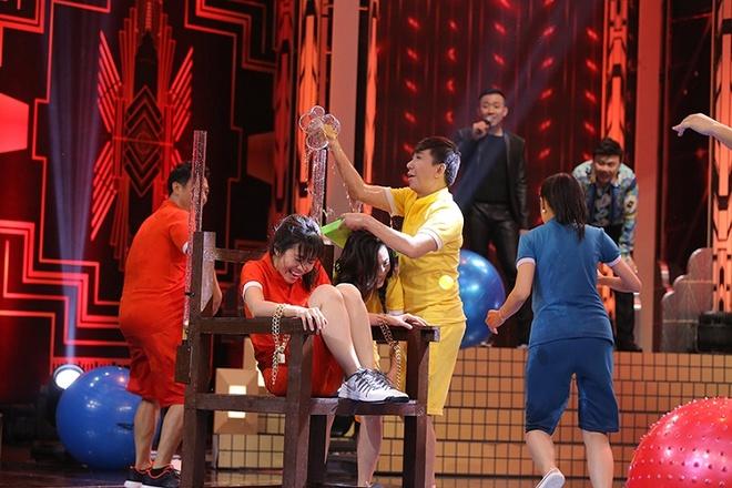 Truong Giang bat khoc trong game show hinh anh 7