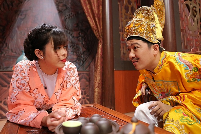 Truong Giang bat khoc trong game show hinh anh 10