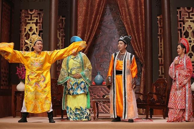 Truong Giang bat khoc trong game show hinh anh 11