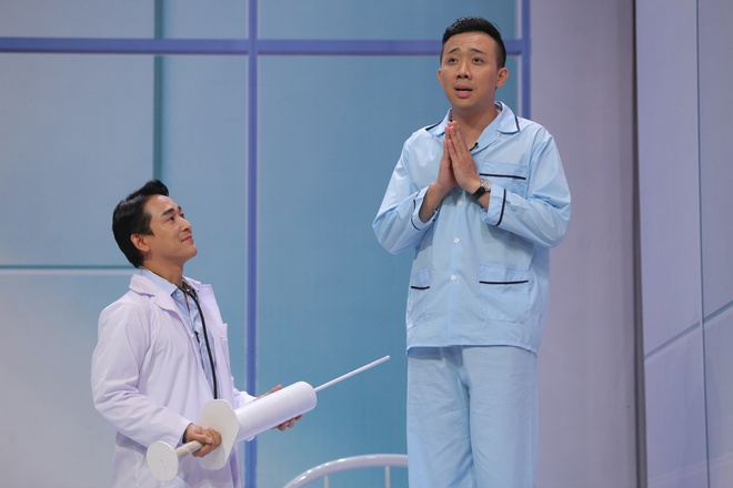 Game show co Tran Thanh - Truong Giang bi che nhat hinh anh 5