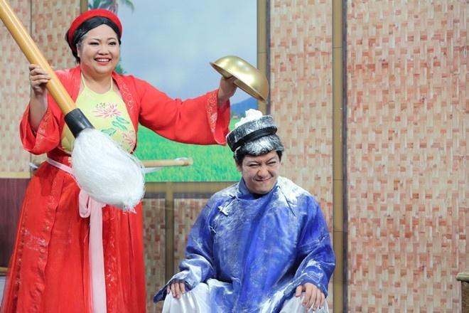 15 game show dang co Tran Thanh - Truong Giang  tham gia hinh anh 8
