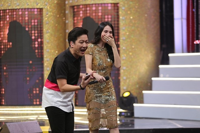 15 game show dang co Tran Thanh - Truong Giang  tham gia hinh anh 12
