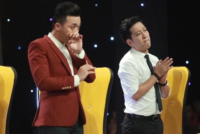 15 game show dang co Tran Thanh - Truong Giang  tham gia hinh anh 4