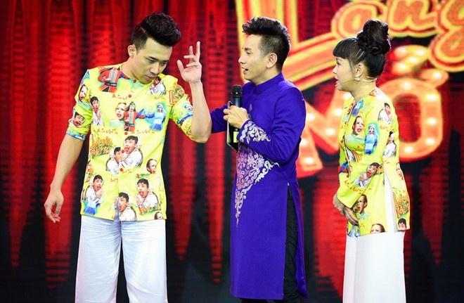 15 game show dang co Tran Thanh - Truong Giang  tham gia hinh anh 7