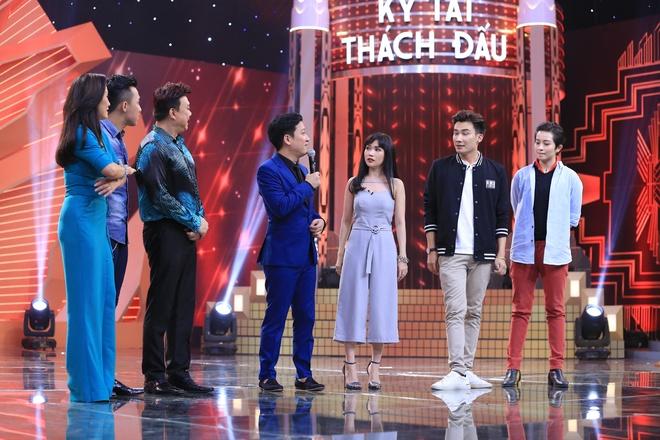 Truong Giang mia mai ca si choi game show, khong lo ca hat hinh anh 1
