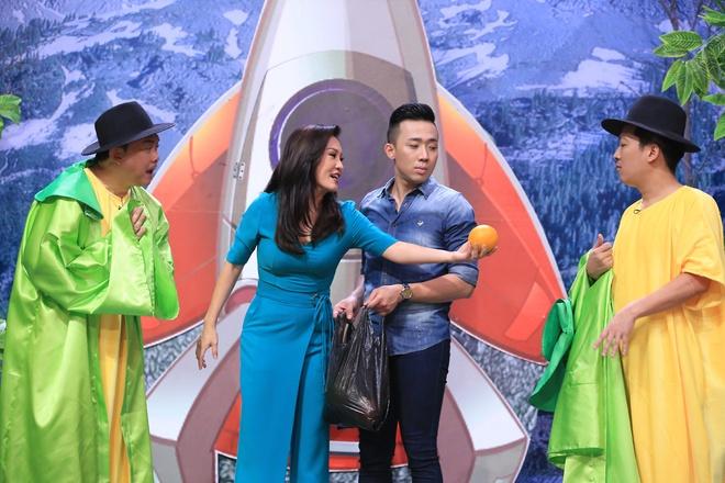 Truong Giang mia mai ca si choi game show, khong lo ca hat hinh anh 2